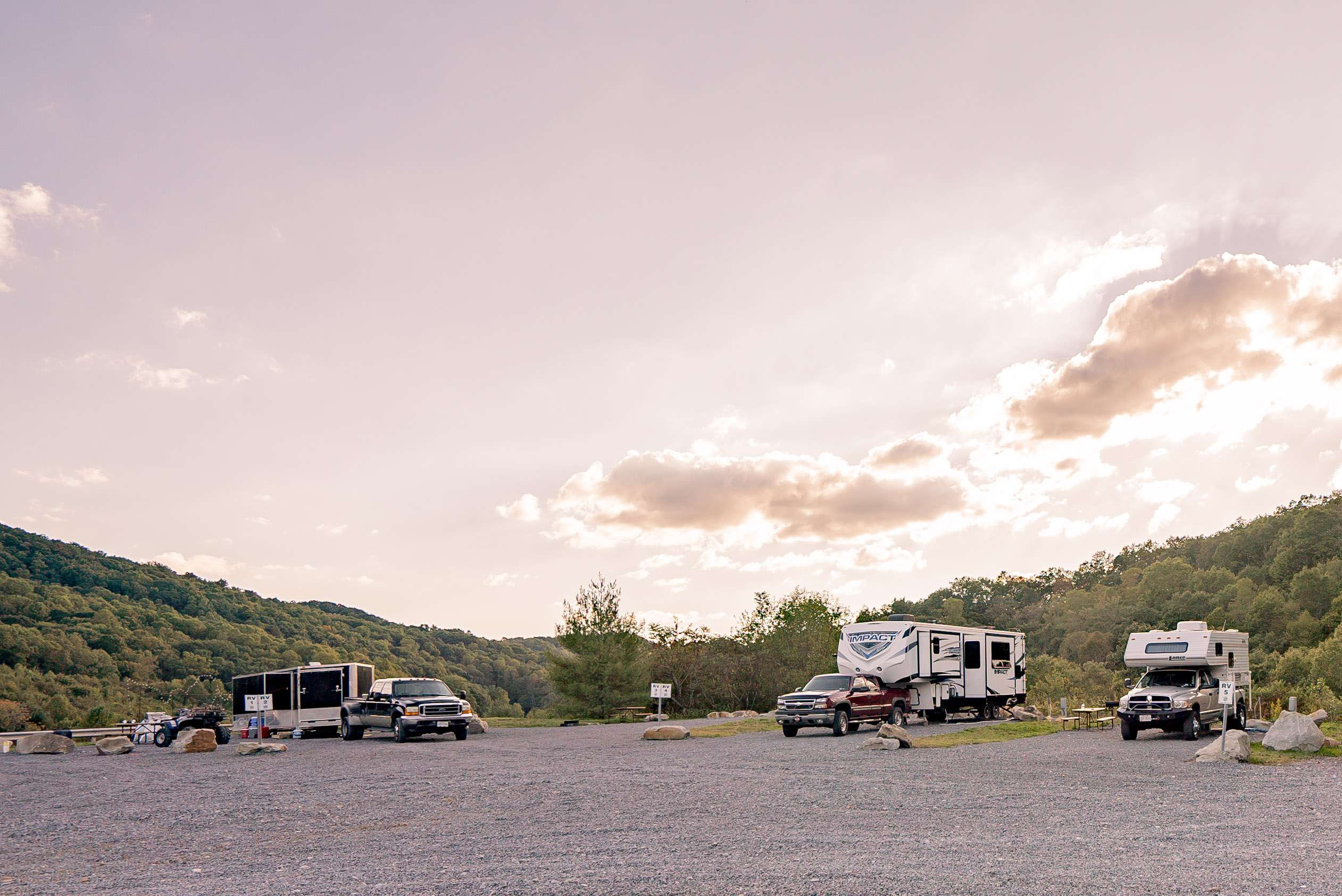 RV-Trailhead Resort