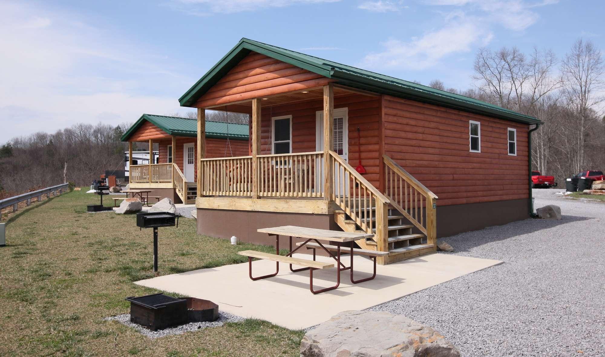 Deluxe Cabin Rentals Trailhead Atv Resort